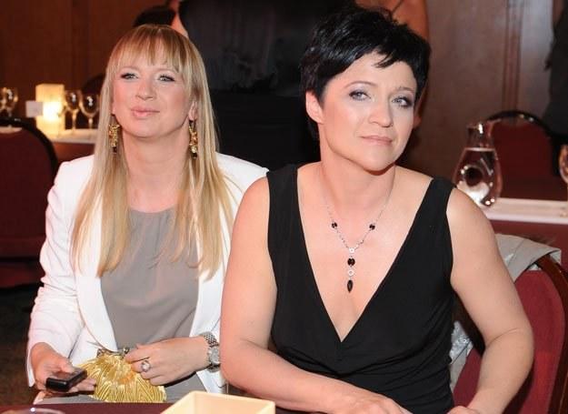 Ewę Drzyzgę i Mareznę Rogalską łączy nie tylko przyjaźń... / fot. A. Szilagyi /MWMedia