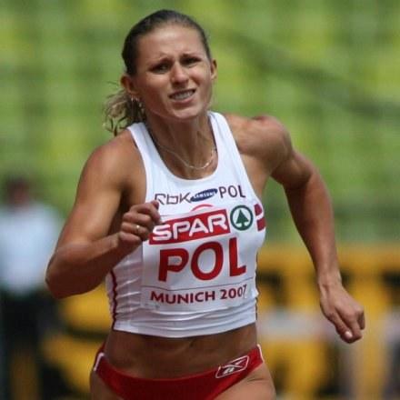 Ewelina Klocek / fot: Marek Biczyk /Agencja Przegląd Sportowy