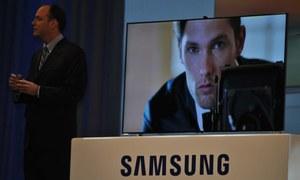 Ewolucja telewizorów Samsunga - CES 2013