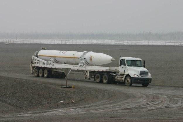 Exoatmospheric Kill Vehicle.  Fot. mda.mil /materiały prasowe