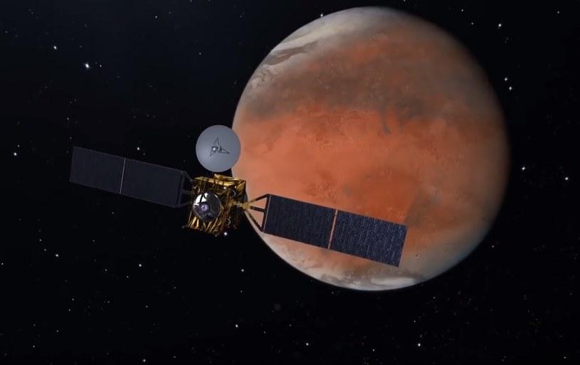 ExoMars jest pierwszą misją w ramach eksploracyjnego programu ESA Aurora /YouTube