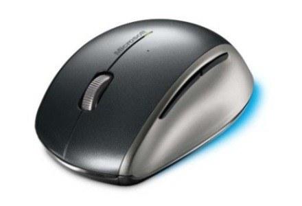 """Explorer Mouse - mysz z technologią """"BlueTrack"""" na pokładzie /materiały prasowe"""