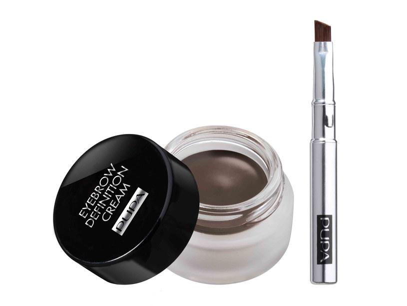 Eyebrow Definition Cream Pupa /materiały prasowe