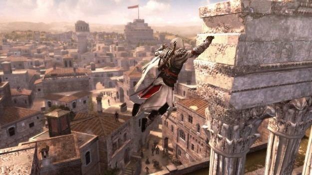 Ezio sprawności pozazdrościł chyba pewnemu bohaterowi rodem z Persji /INTERIA.PL