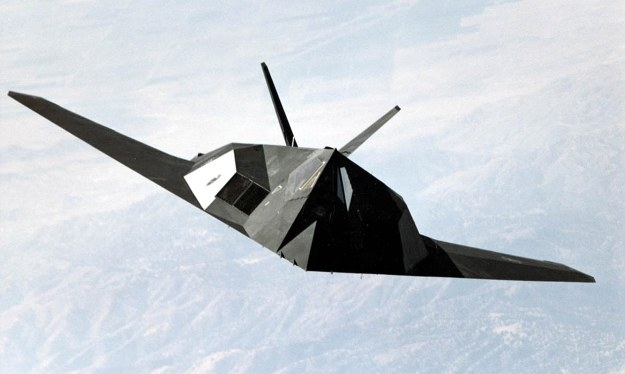 F-117 /AFP