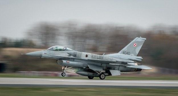 F-16 /Defence24