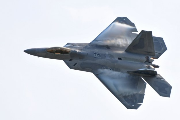 F-22 /materiały prasowe