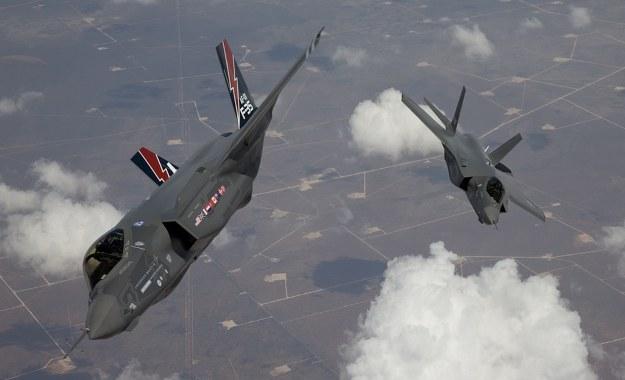 F-35.    Fot. Lockheed Martin/flickr.com/photos/lockheedmartin /materiały prasowe
