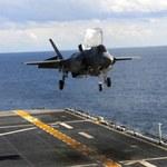 F-35 ma problem z... ogumieniem
