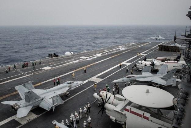 F/A-18 Super Hornet /AFP
