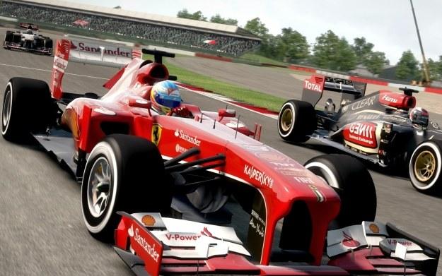 F1 2013 /materiały prasowe
