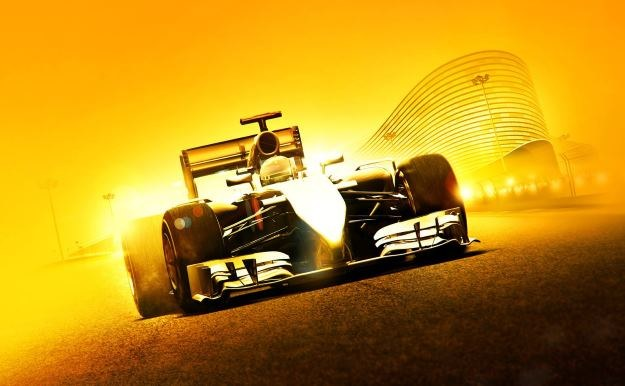 F1 2014 /materiały prasowe