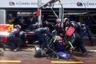 F1. Błąd mechaników pozbawił go zwycięstwa!
