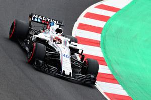 F1. Kubica szybszy od Strolla i Sirotkina