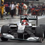 F1: Nowe testy przednich skrzydeł