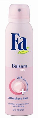 Fa Balsam Deo w spray'u /materiały prasowe