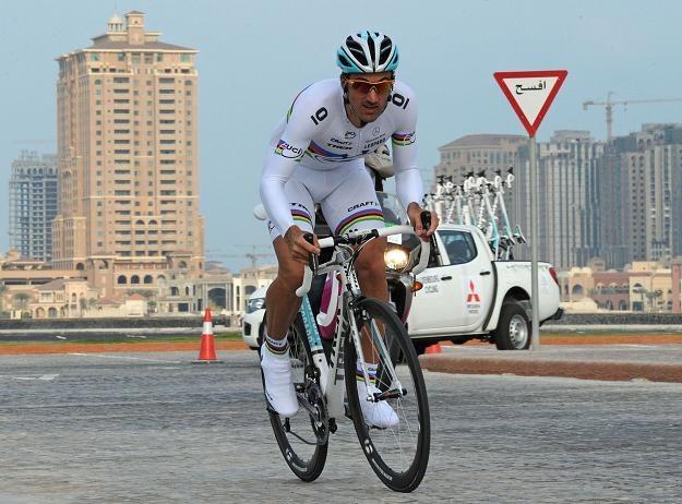 Fabian Cancellara /AFP