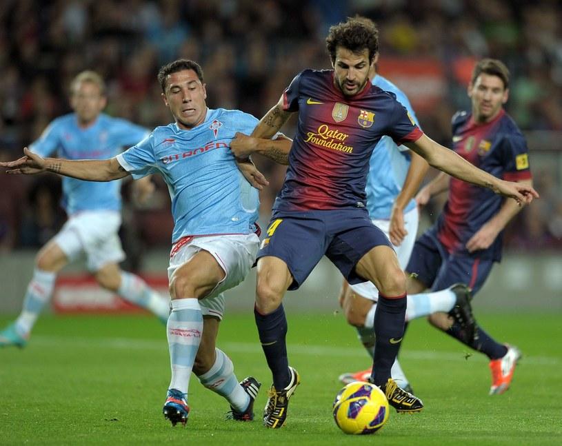 Fabregas w tym roku już nie zagra /AFP