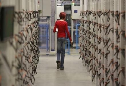 Fabryka Dell w Łodzi. Czy kryzys może pomóc Polsce? /materiały prasowe