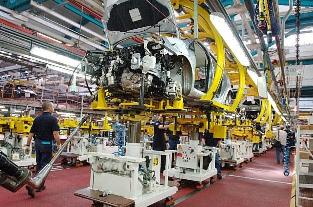 Fabryka Fiata w Turynie /