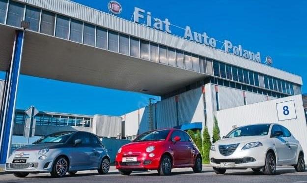 Fabryka Fiata w Tychach /Fiat
