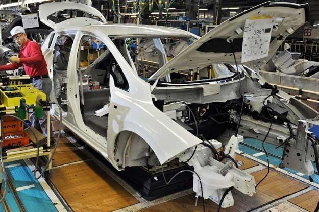 Fabryka Nissana Oppama w  Yokosuka, prefektura Kanagawa /AFP