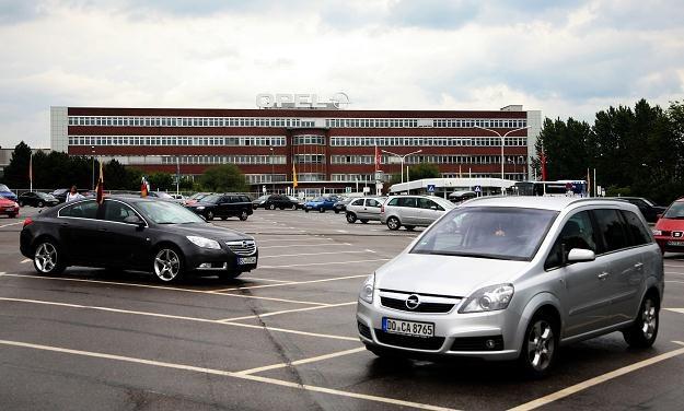 Fabryka Opla w Bochum zostanie zamknięta /AFP