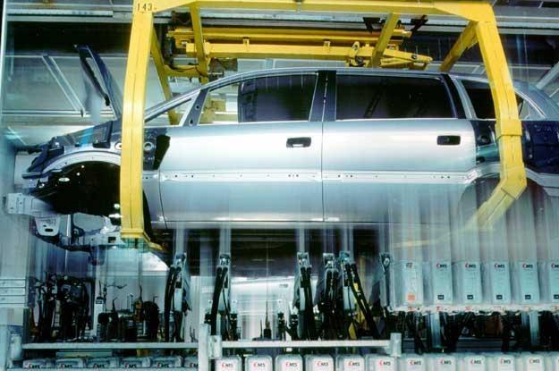 Fabryka Opla w Bochum /