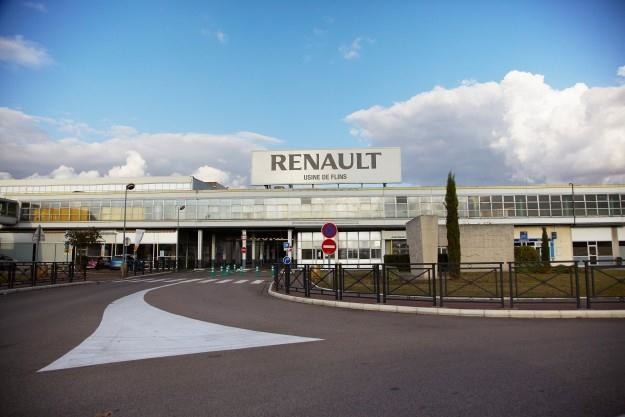 Fabryka Renault we Flins /