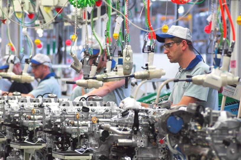Fabryka silników Toyoty w Jelczu-Laskowicach /