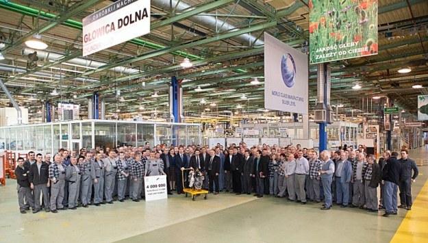 Fabryka silników w Bielsku-Białej /