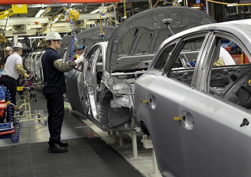 Fabryka Toyoty w Burnaston /