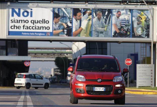 Fabryka w Pomigliano stoi od 23 lipca /