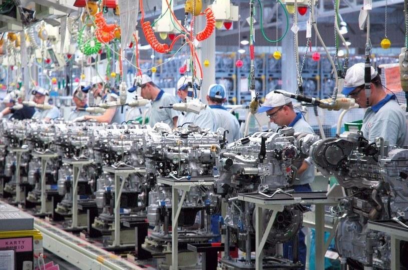 Fabryki Toyoty w Wałbrzychu i Jelczu-Laskowicach zajmują się produkcją silników /