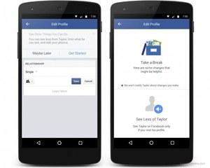 Facebook - funkcja blokowania byłej lub byłego