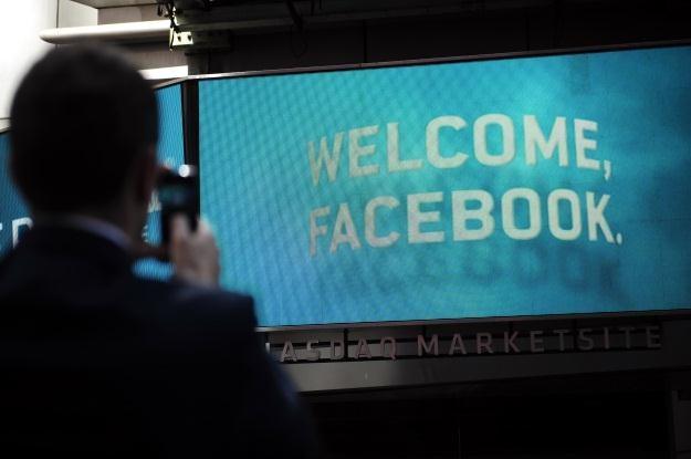 Facebook powita wkrótce najmłodszych? /AFP