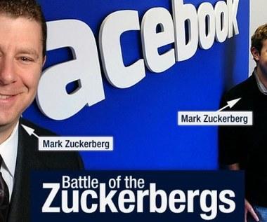 Facebook zablokował konto Marka Zuckerberga