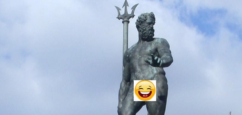 Facebookowi nie spodobał się interes Neptuna /Wikipedia
