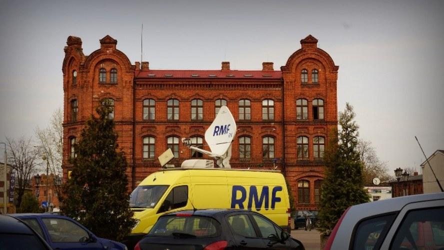 Fakty z Twojego Miasta zawitały do Żyrardowa /Michał Dukaczewski /RMF FM