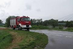 Fala wezbraniowa w Krakowie