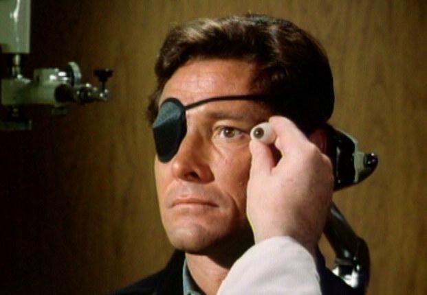 Falconetti (William Smith) budził grozę i... przyciągał widzów przed telewizory /materiały prasowe
