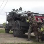 Falkatus  i Tiger - rosyjskie pojazdy opancerzone FSB