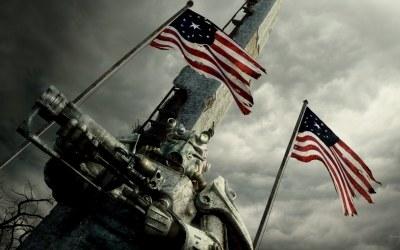 Fallout: New Vegas - motyw graficzny /Informacja prasowa
