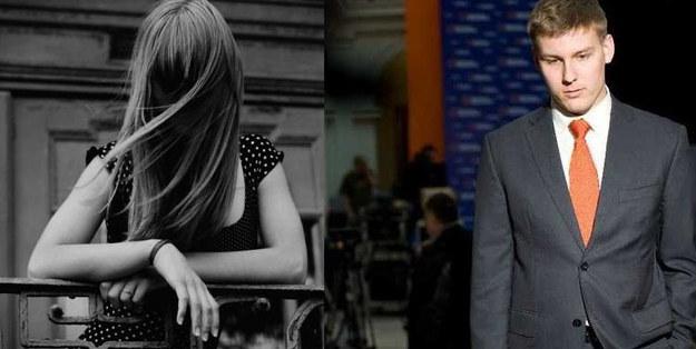 Fałszywa Magda. M i Klaudiusz Slezak - zdjęcia profilowe z FB /INTERIA.PL