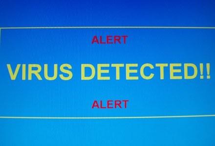 """Fałszywe antywirusy to nowy """"patent"""" cyberprzestępców fot. Steve Woods /stock.xchng"""