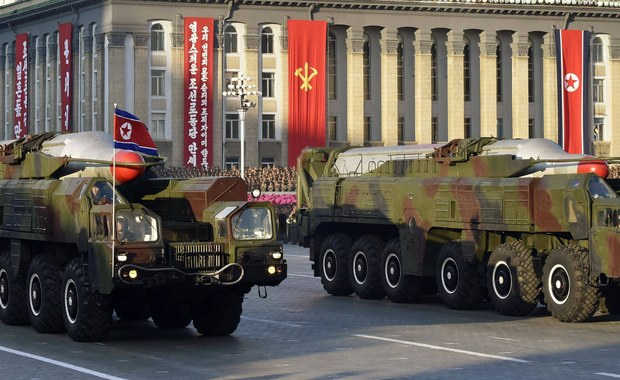 Fałszywe ostrzeżenie telewizji przed atakiem rakietowym Korei Połnocnej