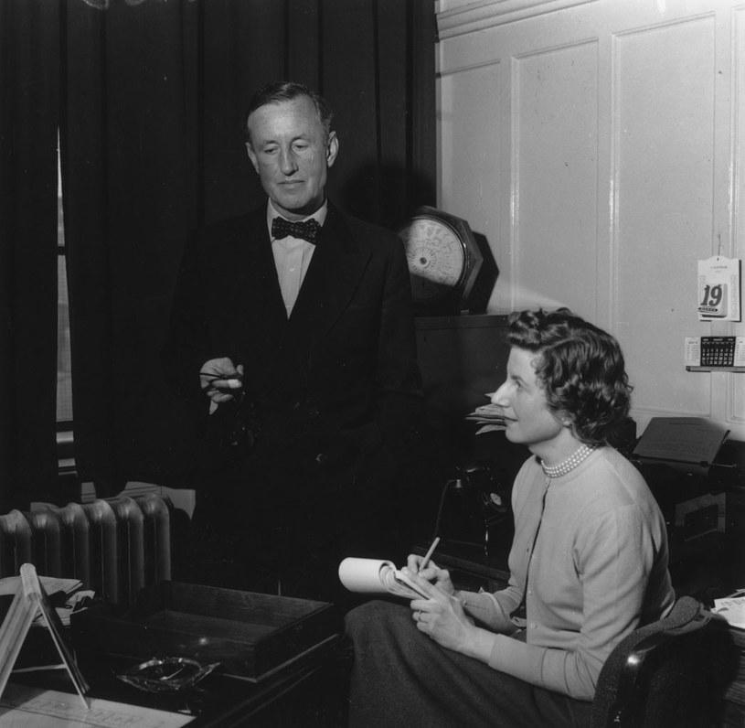 Fanami jego powieści byli, m.in. książę Filip, prezydent USA John Fitzgerald Kennedy /Getty Images