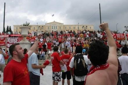 Fani Liverpoolu chcą mieć klub w swoich rękach /AFP