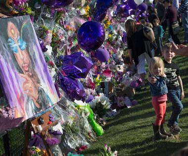 Fani opłakują Prince'a