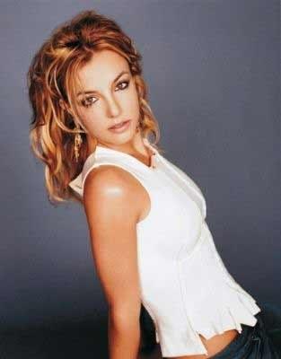 Fantazyjna Britney Spears /